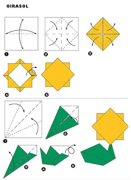 imagenes de flores origami paso a paso origami papiroflexia 191 qu 233 es como hacer paso a paso
