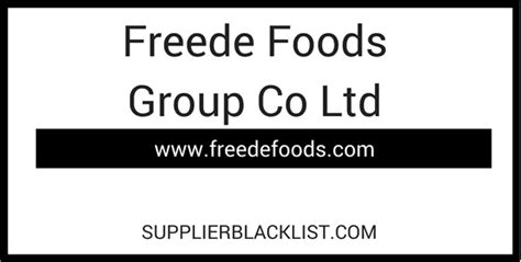 foods group co ltd mail freede foods group co ltd guangdong china frozen seafood