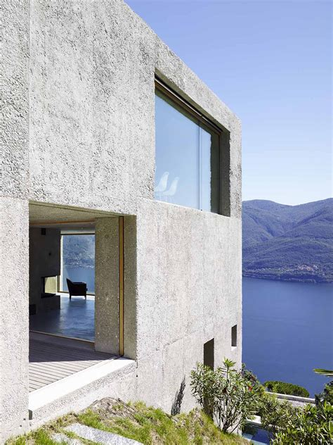 Wespi De Meuron by House In Brissago By Wespi De Meuron Romeo Architects In