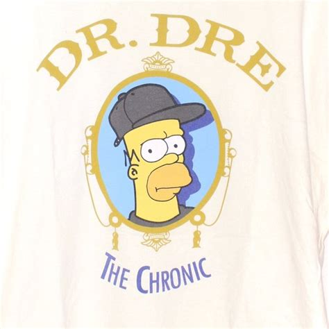 design own t shirt next day delivery dr dre the chronic homer simpson by eddie p depop