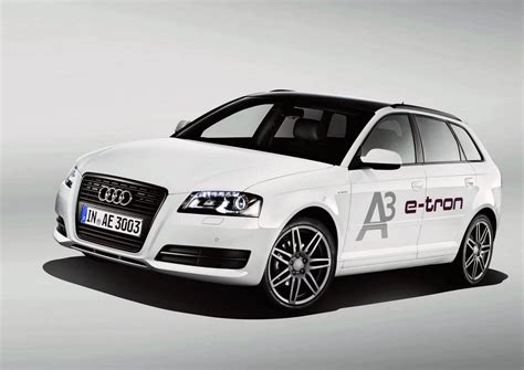 audi a3 e prototype brings electric power to the a3