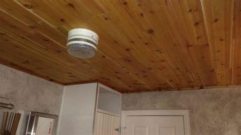 cedar ceiling planks cedar plank ceiling in our utility room new house
