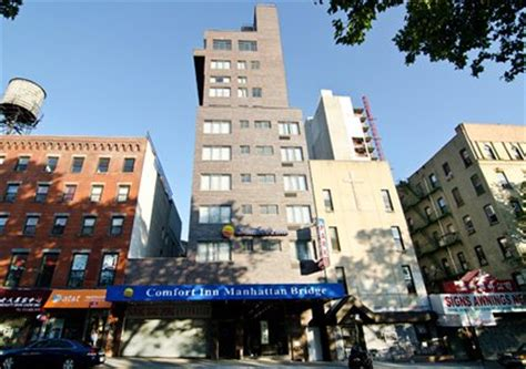Comfort Inn Nyc Manhattan by Hotel Comfort Inn Manhattan Bridge New York Verenigde
