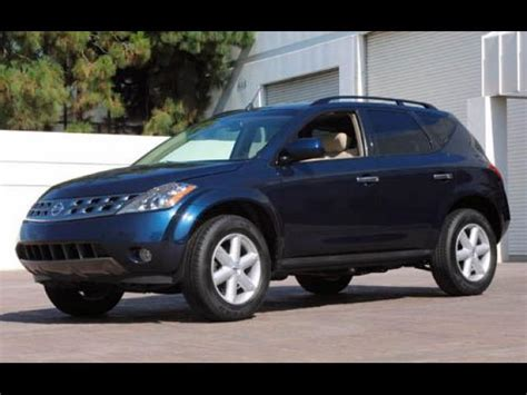 sell 2004 nissan murano in jacksonville florida peddle