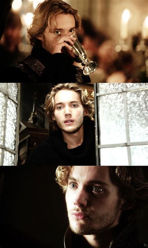reign tv show hair beads 108 best images about toby regbo on pinterest adelaide