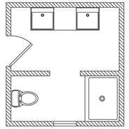 kohler bathroom floor plans 1000 images about basement on pinterest traditional