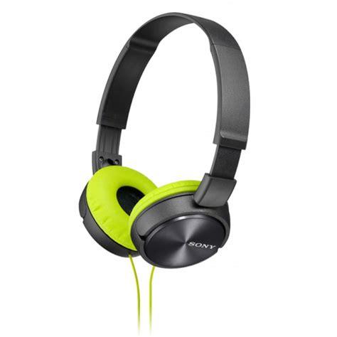 Sony Headphones Mdr Zx310ap Blue sony mdr zx310ap green headphones