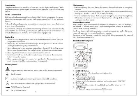 Aimometer M320 Digital Multimeter D End 6 29 2020 10 00 Pm