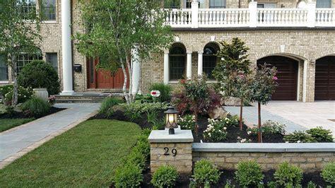 Landscape Design Ny Island Front Yard House Entryways Ny