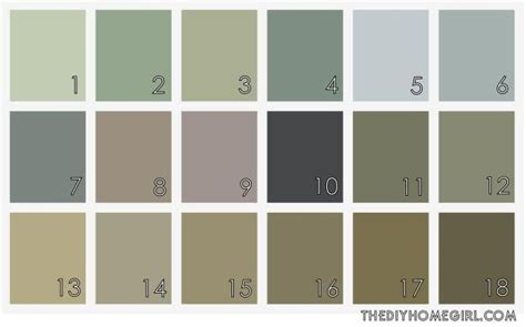 muted green color sacred space paint colors muted gray earth tones soft blue
