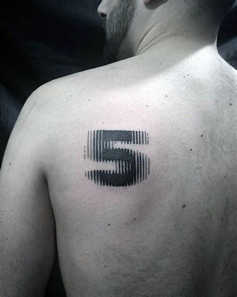 tattoo numbers on back 70 number tattoos for men numerical ink design ideas