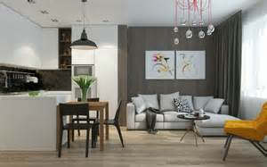Small Living Room Furniture Arrangement Ideas Salon Comedor Peque 241 O 25 Ideas Que Te Impresionaran