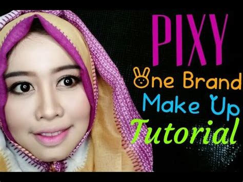 Make Up Pixy 1 Paket pixy cosmetics one brand makeup tutorial