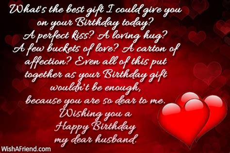 Happy Birthday Wishes To Husband Birthday Wishes For Husband