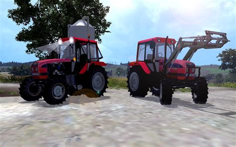 Belarus 1025 3 tractor full washable farming simulator 2015 15 mod
