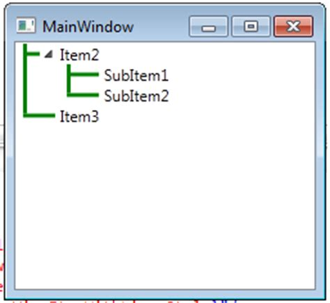 layout treeview wpf experiences custom treeview style