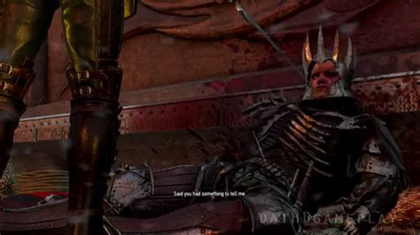 King The Hunt witcher 3 killing the king of the hunt eredin
