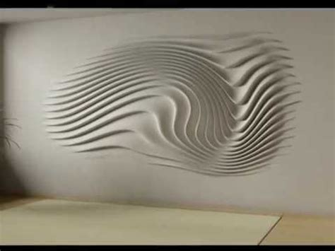 Ceiling Relief Designs by How To Make A Fan Shell Comb Texture Artex Pattern