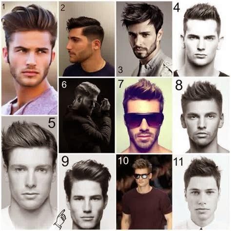 boys hairstyle guide model gaya rambut pria terbaru 2017 yang keren dan stylish