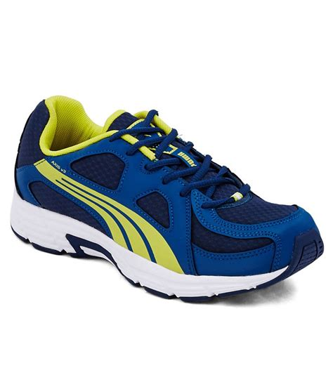 axis v3 blue sport shoes price in india buy