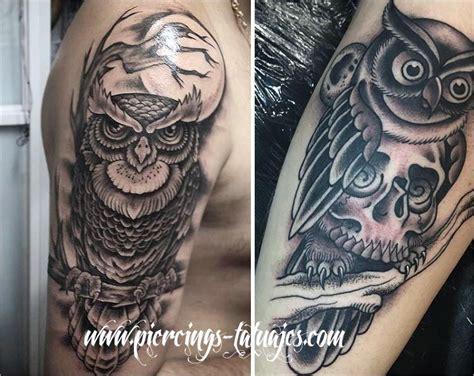 imagenes de tatuajes de buhos para mujeres tatuajes de buhos significados y fotos