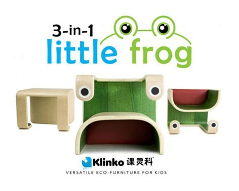 modern toddler furniture modern furniture 3 in 1 frog is stylish and