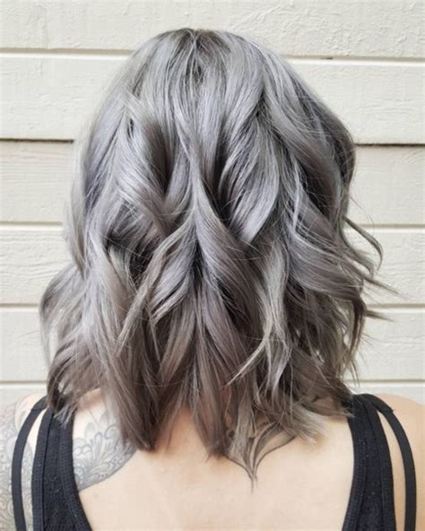 gray shoulder length hairstyles 12 trendy medium layered haircuts for 2016 pretty designs