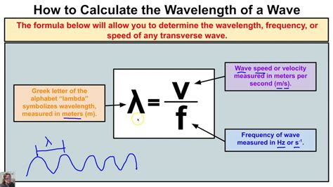How To Find Frequency Of Light by Frequency Equation Wavelength Jennarocca
