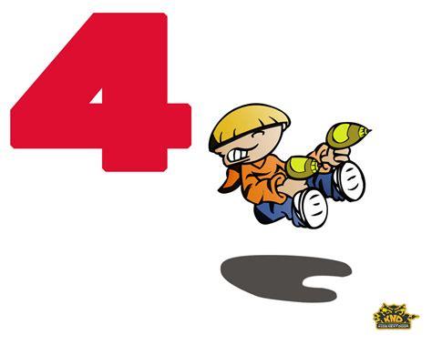 numbuh 4 by kroizat on deviantart