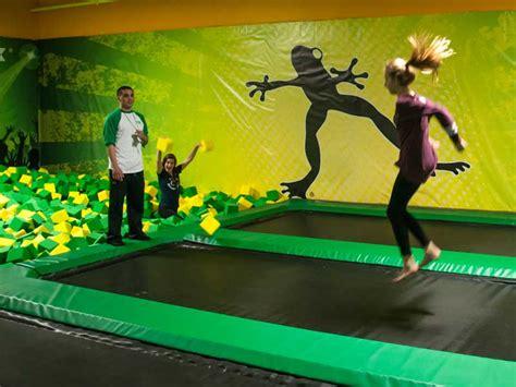 Carol Jump attractions rockin jump carol troline park