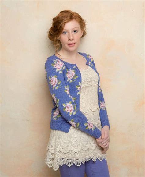 flower pattern cardigan flower cardigan free knit pattern by martin storey in