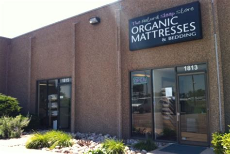 Mattress Stores Fort Collins by Fort Collins Organic Mattress Showroom The Sleep