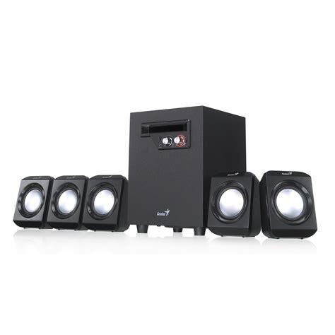 genius  piece surround speaker system sw   price