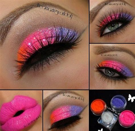 5 Tips To Mastering The 80s Make Up Revival by 80s Makeup Theme 80 S 80s Makeup