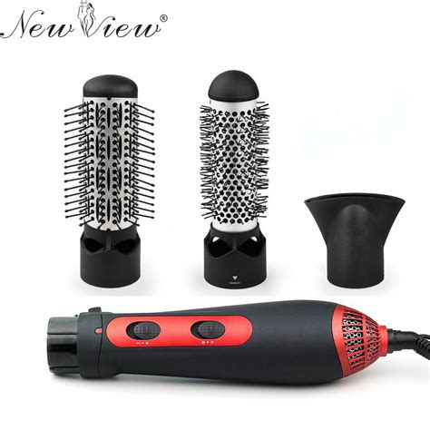 Hair Dryer With Comb 3 in 1 multifunctional styling tools hairdryer hair curler
