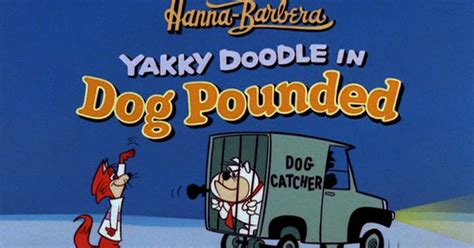 pookie doodle puppy sings his song yowp yakky doodle in pounded