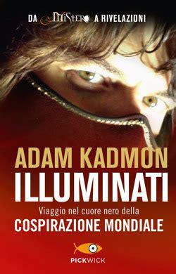 gli illuminati adam kadmon illuminati di adam kadmon libri edizioni piemme