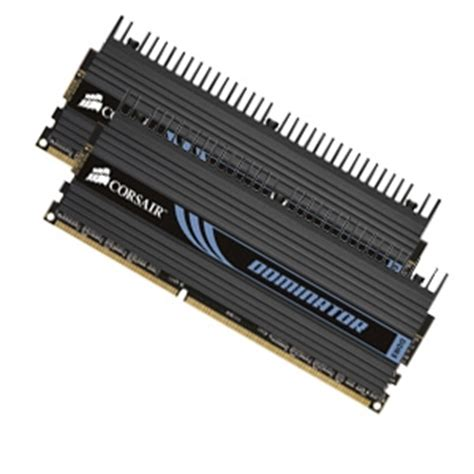 Ram Corsair Dominator Ddr3 corsair dominator dhx tw3x4g1600c9d 4gb dual channel ddr3 ram pc12800 1600mhz 4096mb