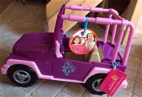 Our Generation Doll Jeep American Doll Battat Our Generation Jeep Car Fits 1