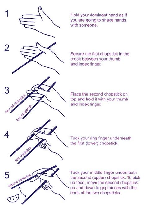 how to use chopsticks taboos etiquette quick guidebook