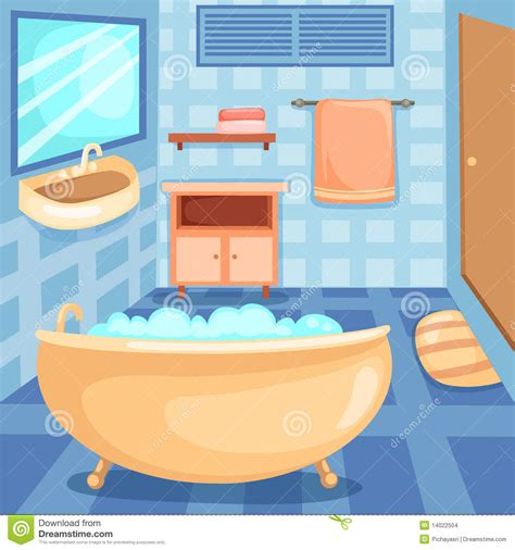 Colorful Bathroom Decor bathroom icons set stock images image 14022504