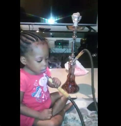 little girl smoking video little girl smoking shisha cephazblog
