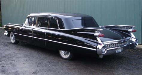 1959 Cadillac Limousine by 1959 Cadillac 75 Series Limousine Automobiles