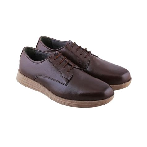 Jk Collection Shoes Coklat jual jk collection sepatu kasual pria jdn 6604 coklat