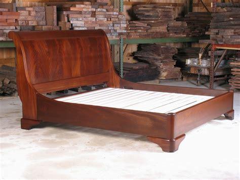 custom made bedroom furniture custom made sleigh bed by e jacobsen furniture maker llc