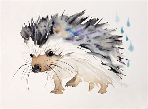 animal painting free 25 best ideas about watercolour painting on