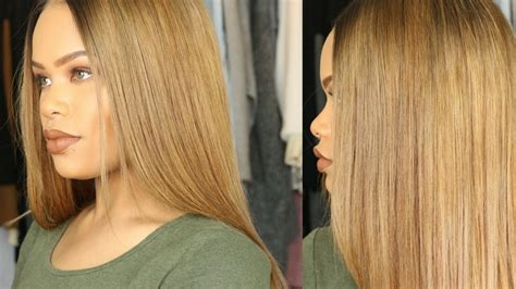 how to add warmth to blonde hair how to dye hair honey blonde beauty forever hair youtube