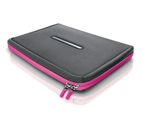 Philips X55p Pink Laptop by Notebook Sleeve Sle2500pn 10 Philips