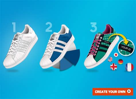 Sepatu Adidas Superstar White Blue Sky Kets Casual Sneaker Spor adidas superstar selbst design trainers wholesale