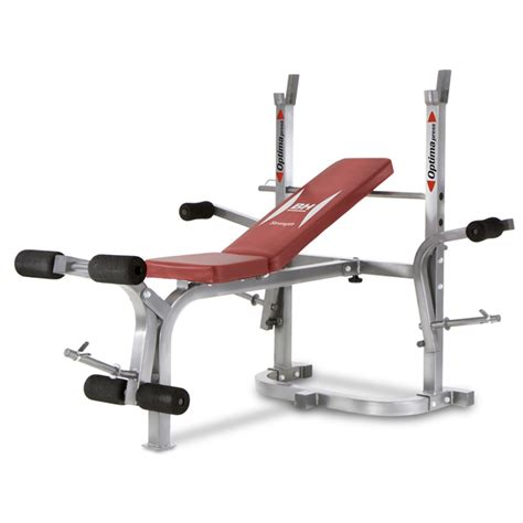 Banc De Musculation Optimalp by Bh Fitness Optima Flex Banco Multiposici 243 N G325